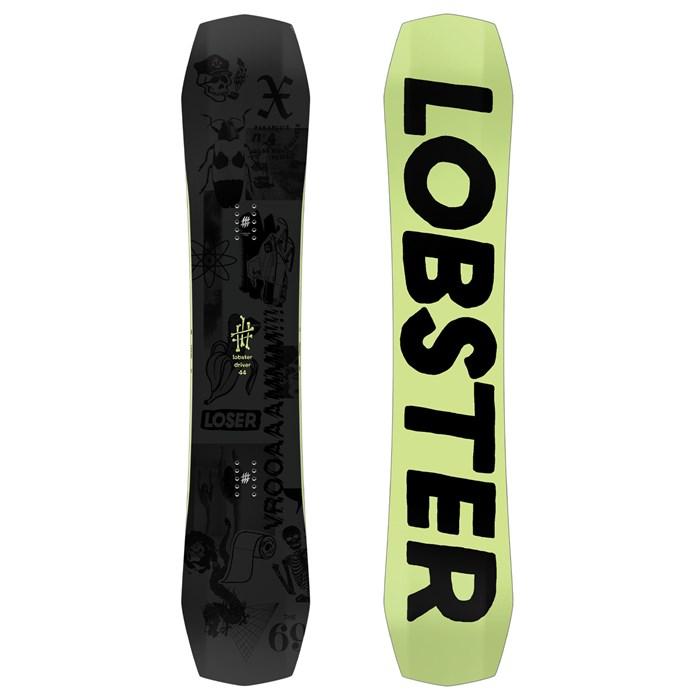 Lobster - Driver Snowboard 2020
