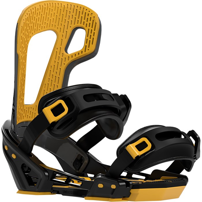Switchback - Halldor Pro Snowboard Bindings 2020