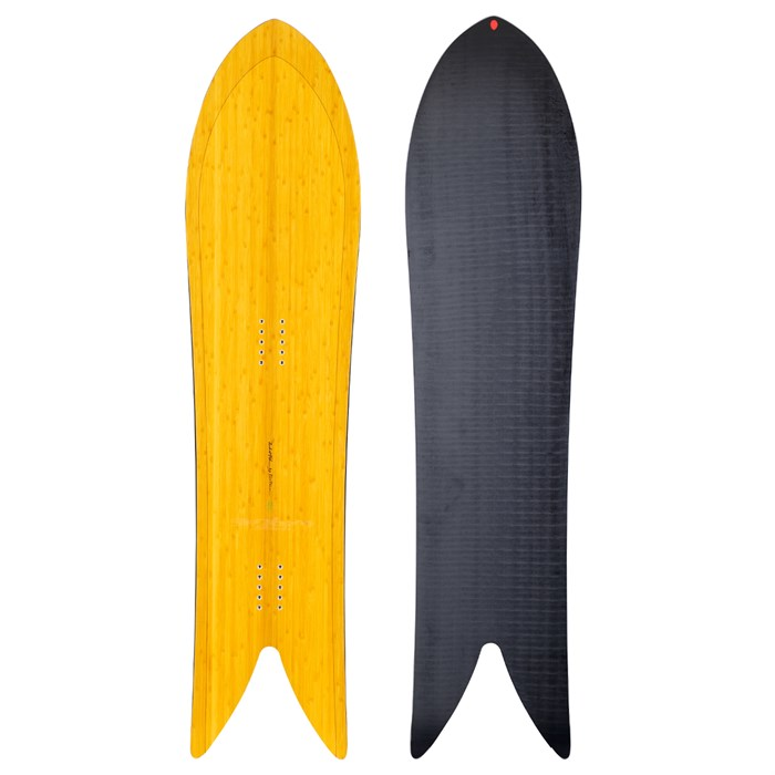 Gentemstick - Rocket Fish Snowboard 2020 - Used
