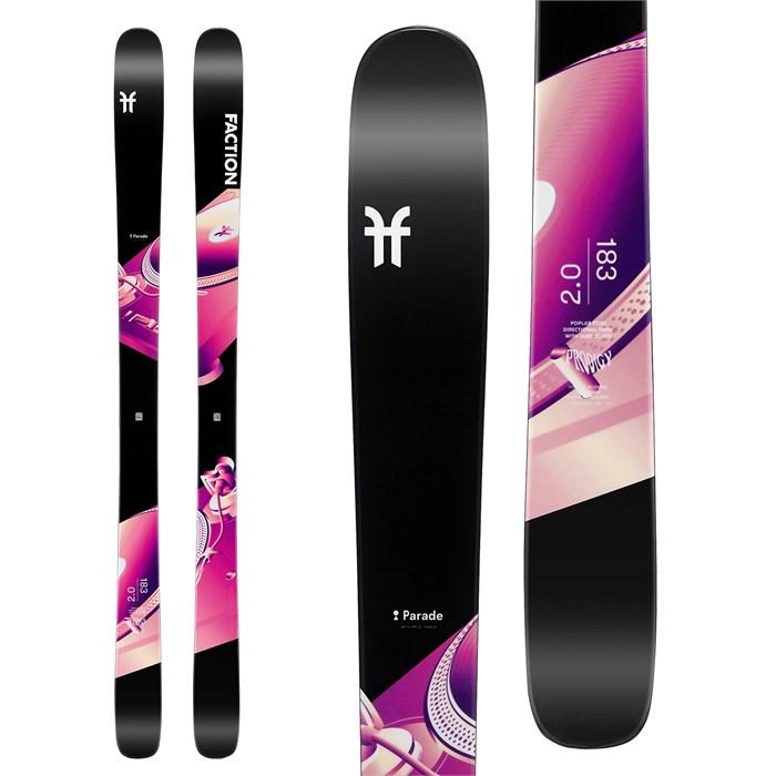 Faction - Prodigy 2.0 Skis 2020