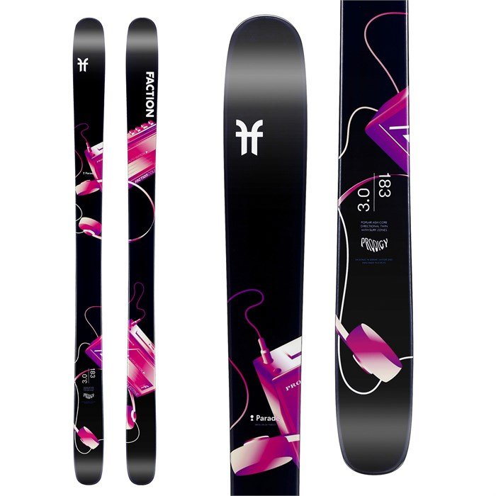 Faction - Prodigy 3.0 Skis 2020