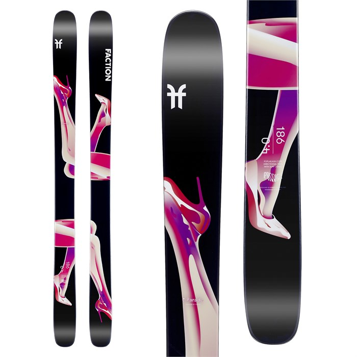 Faction - Prodigy 4.0 Skis 2020