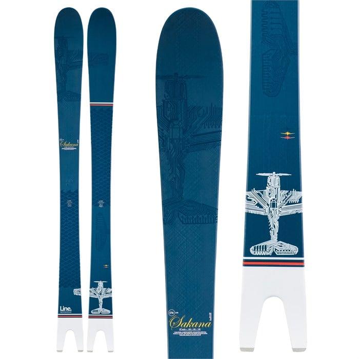 Line Skis - Sakana Skis 2020