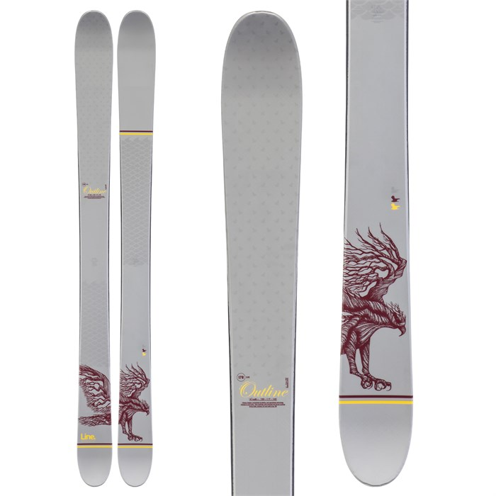Line Skis - Outline Skis 2020
