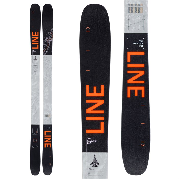 Line Skis - Tom Wallisch Pro Skis 2020