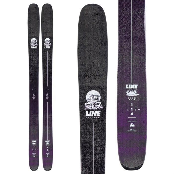 Line Skis - Sick Day 114 Skis 2020