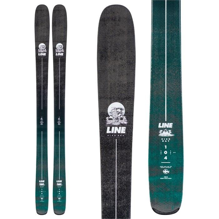 Line Skis - Sick Day 104 Skis 2020