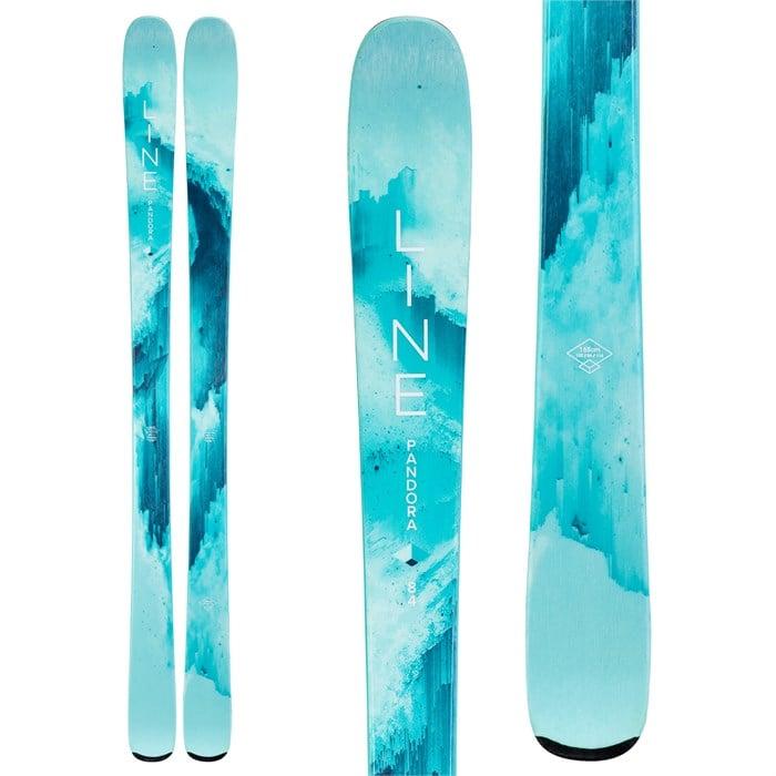 Line Skis - Pandora 84 Skis - Women's 2020
