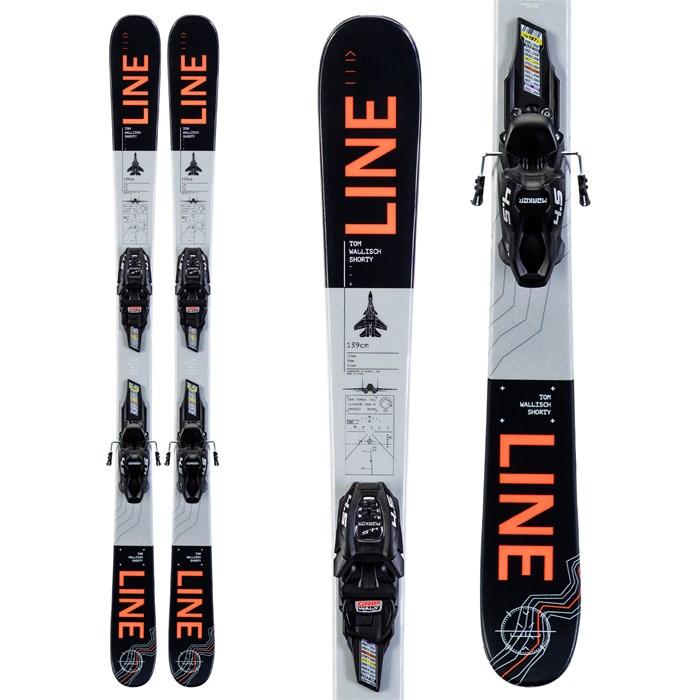 Line Skis - Tom Wallisch Shorty Skis - Boys' 2020