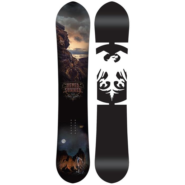 Never Summer - West Bound DF Snowboard 2020