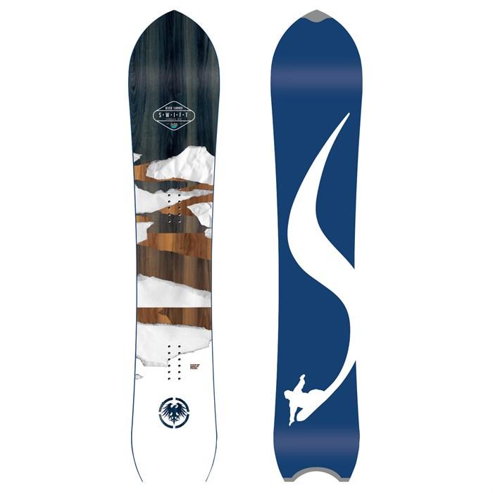Never Summer - Swift Snowboard 2020