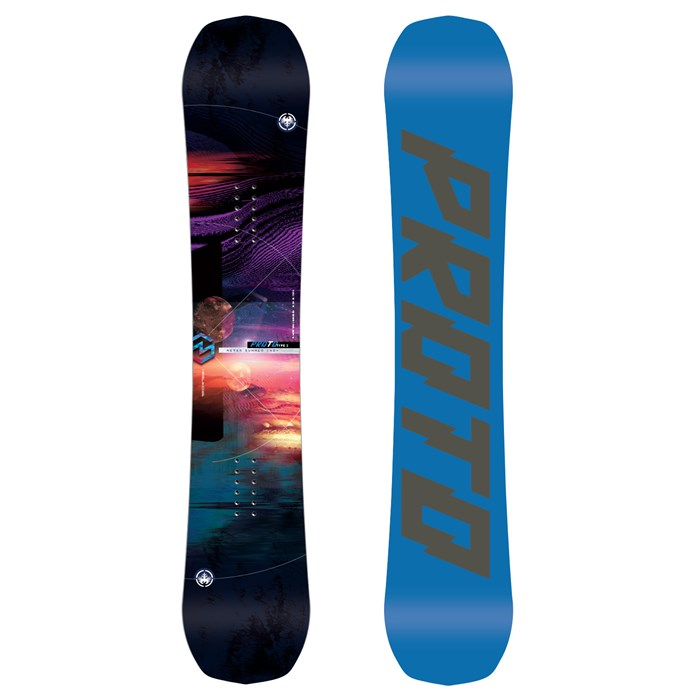 Never Summer - Proto Type Two Snowboard - Women's 2020