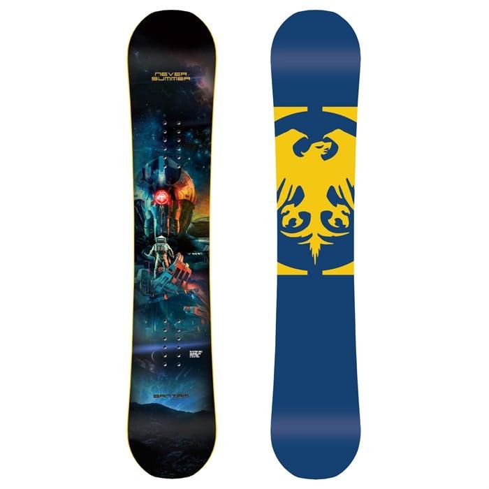 Never Summer - Bantam Snowboard - Boys' 2020