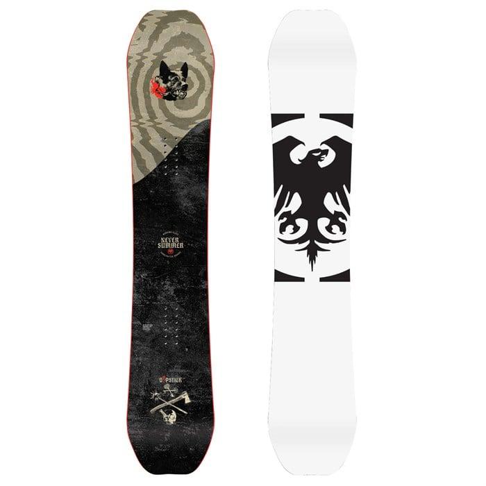 Never Summer - Dipstick Snowboard 2020