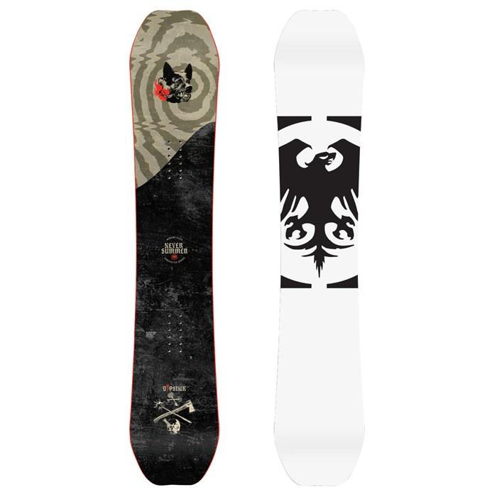 Never Summer - Dipstick X Snowboard 2020
