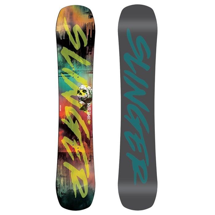 Never Summer - Funslinger Snowboard 2020