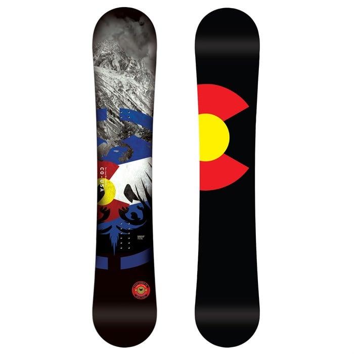 Never Summer - Heritage Snowboard 2020
