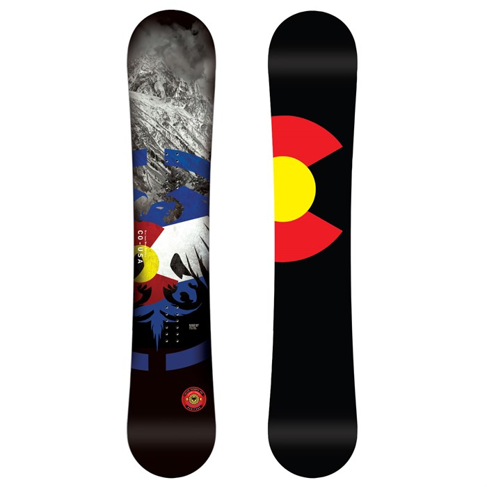 Never Summer - Heritage X Snowboard 2020
