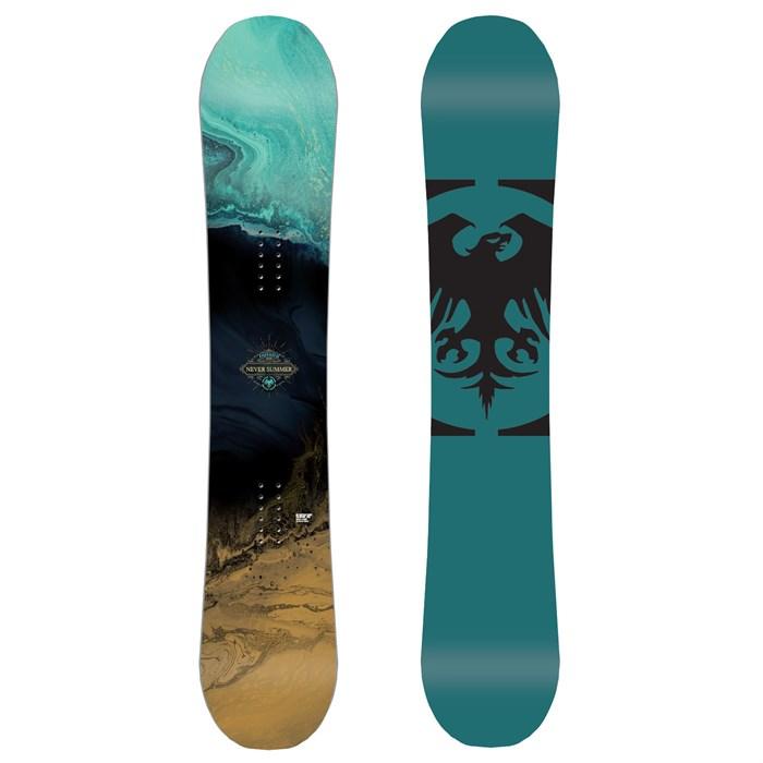 Never Summer - Infinity Snowboard - Women's 2020