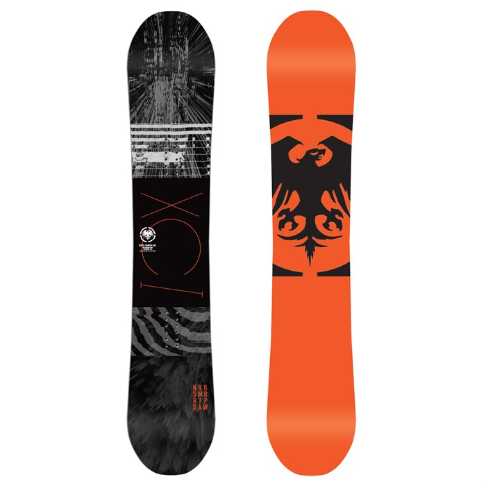 Never Summer - Ripsaw X Snowboard 2020