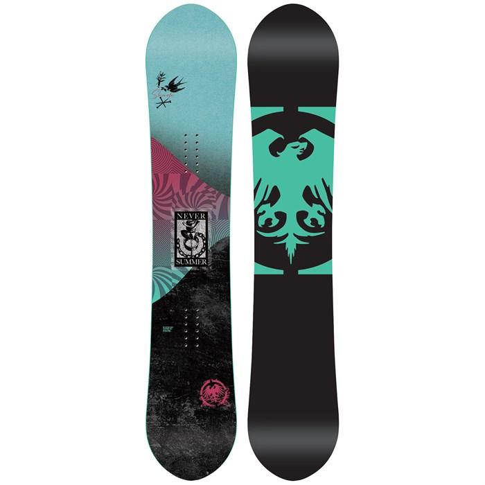Never Summer - Shade Snowboard - Women's 2020