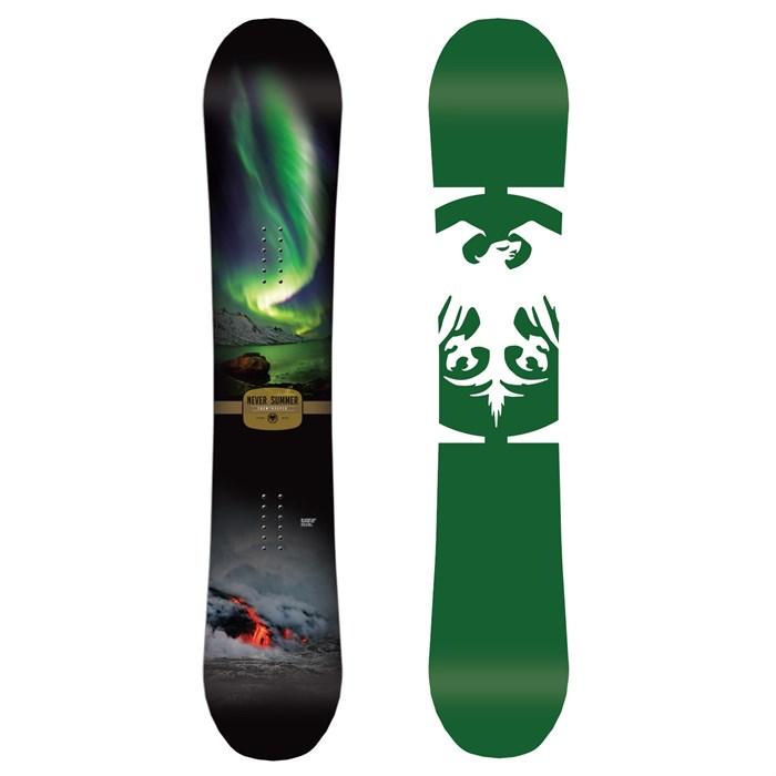 Never Summer - Snowtrooper X Snowboard 2020