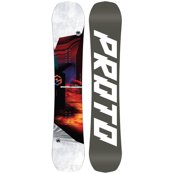 Never Summer - Proto Type Two X Snowboard 2020