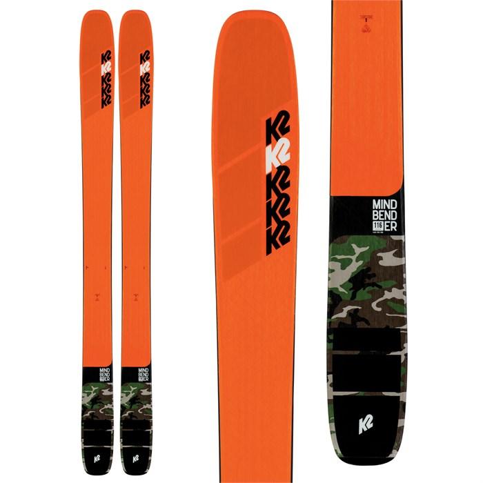 K2 - Mindbender 116 C Skis 2020 - Used