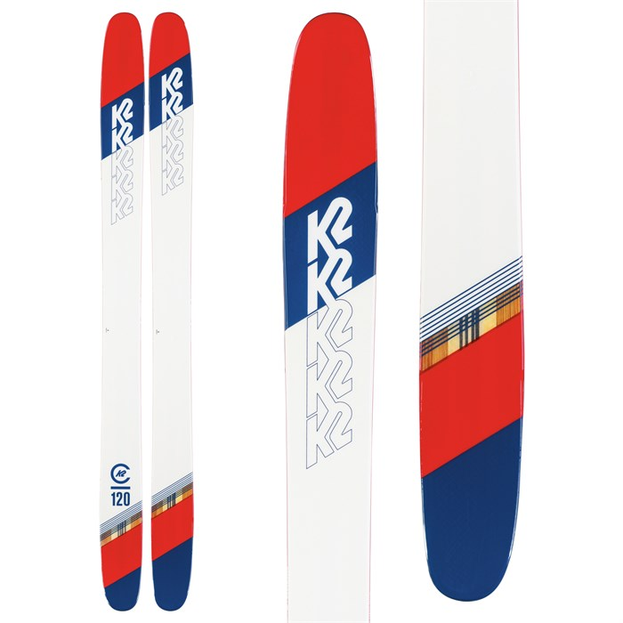 K2 - Catamaran Skis 2020