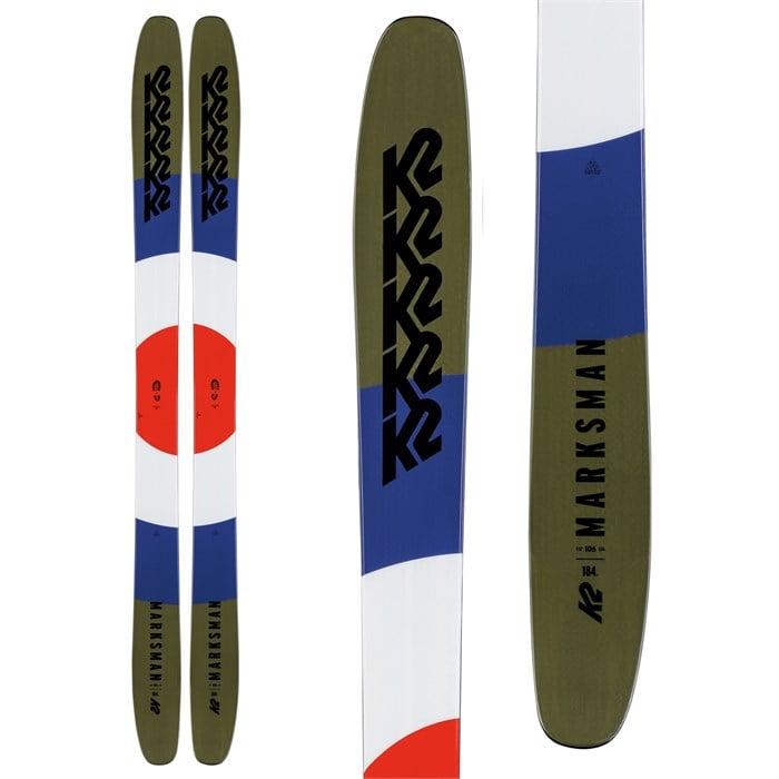 K2 - Marksman Skis 2020