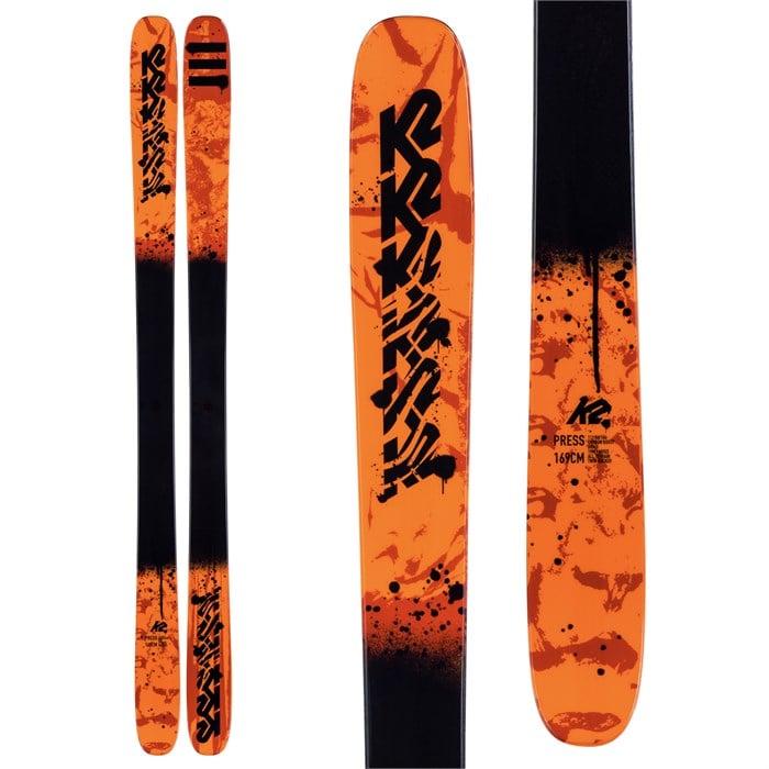 K2 - Press Skis 2020
