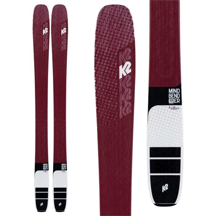 K2 - Mindbender 106 C Alliance Skis - Women's 2020