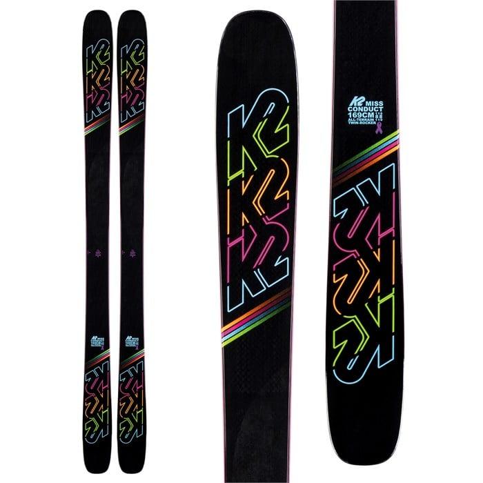 K2 - Missconduct Skis - Women's 2020 - Used