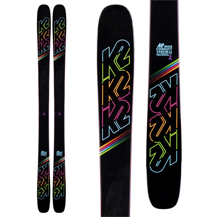 K2 - Missconduct Skis - Women's 2020