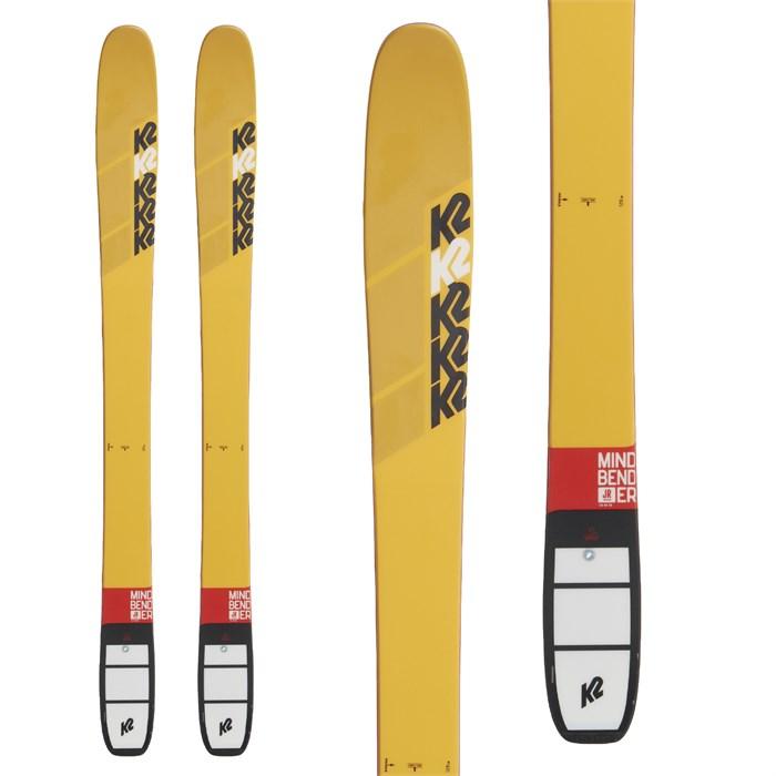 K2 - Mindbender Jr Skis - Little Boys' 2020