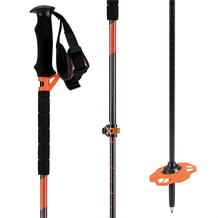 K2 - LockJaw Carbon Plus Ski Poles 2020