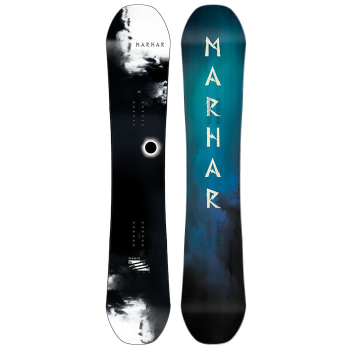 Marhar Snowboards - Marhar Darkside Snowboard 2020