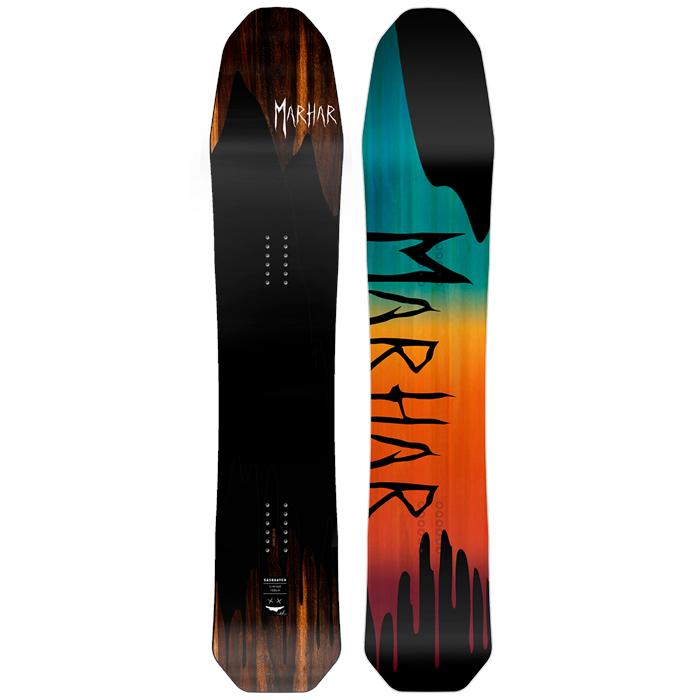 Marhar Snowboards - Marhar Sasquatch Snowboard 2020