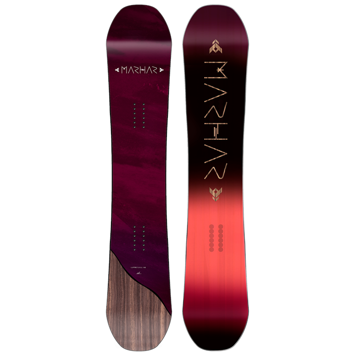 Marhar Snowboards - Marhar Lumberjill Snowboard - Women's 2020