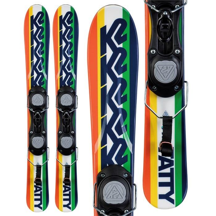 K2 - Fatty Ski Blades 2020