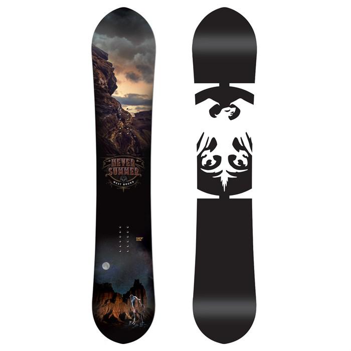 Never Summer - West Bound X Snowboard 2020