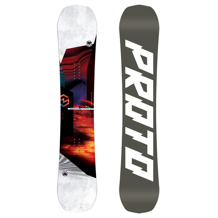 Never Summer - Proto Type Two Snowboard 2020