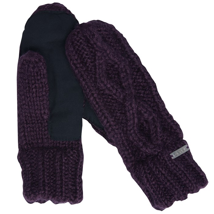 Coal - The Bobbie Mittens - Women's