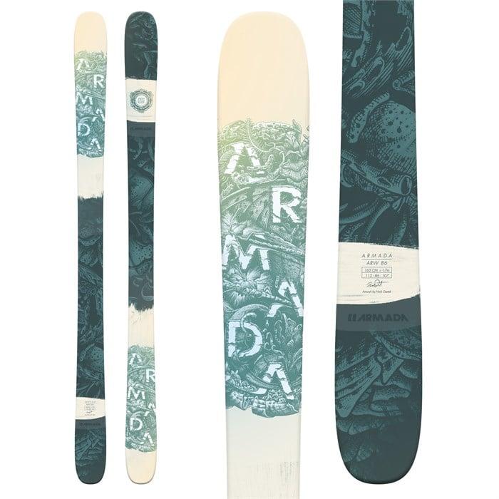Armada - ARW 86 Skis - Women's 2020 - Used