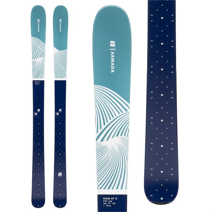 Armada - Victa 97 Ti Skis - Women's 2020