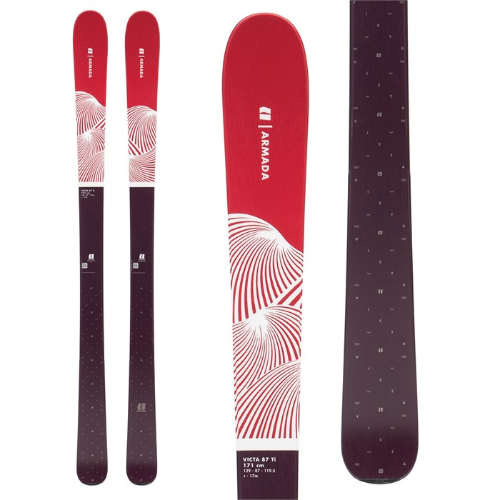 Armada - Victa 87 Ti Skis - Women's 2020