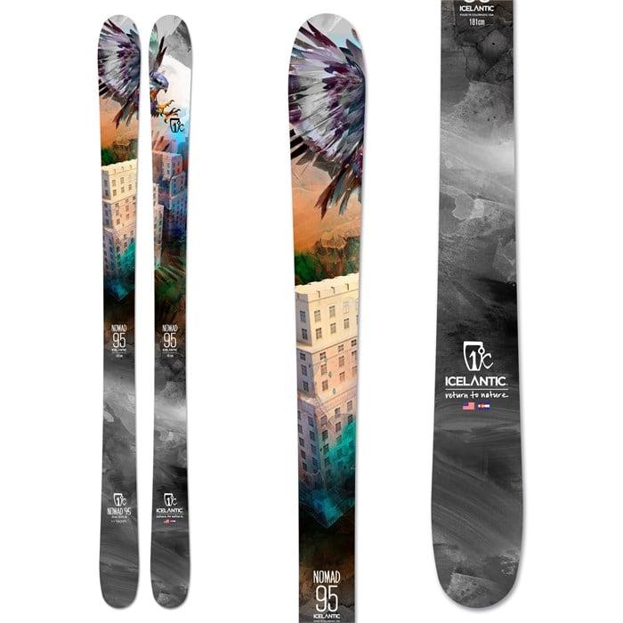 Icelantic - Nomad 95 Skis 2020