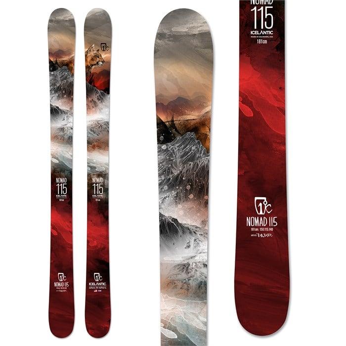 Icelantic - Nomad 115 Skis 2020