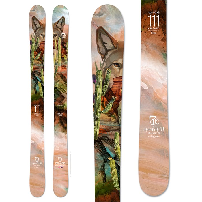 Icelantic - Maiden 111 Skis - Women's 2020