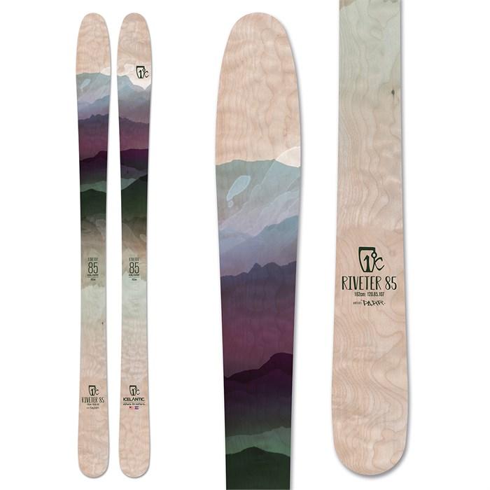 Icelantic - Riveter 85 Skis - Women's 2020